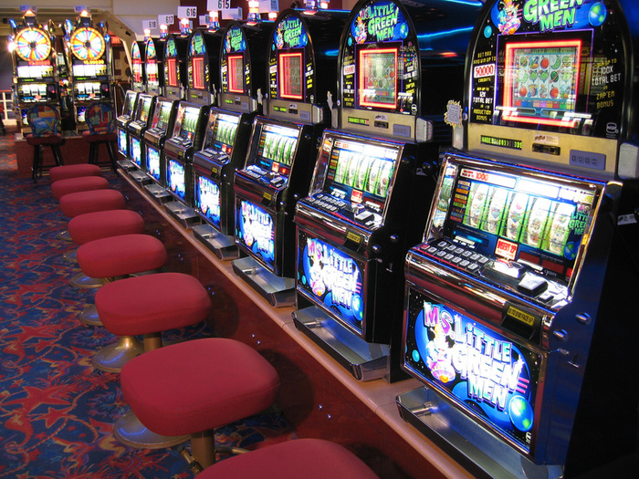 Earn Real Money With Slot Machines